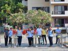 กลับบ้านเรา! ส่ง 137 คนไทยจากฐานทัพเรือสัตหีบกลับบ้าน-ทุกคนดีใจจะได้กอดคนที่บ้าน