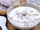 ข้อมูลโภชนาการ ใน บัวลอยเผือก 1 ถ้วย ให้พลังงานทั้งสิ้น เท่ากับ