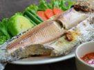 ข้อมูลโภชนาการ ใน ปลาช่อนอบเกลือ 1 ตัว ให้พลังงานทั้งสิ้น เท่ากับ