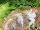 ข้อมูลโภชนาการ ใน ปลานิลนึ่ง-ปลาทับทิมนึ่ง 1 ตัว ให้พลังงานทั้งสิ้น เท่ากับ