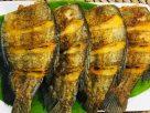 ข้อมูลโภชนาการ ใน ปลาสลิดทอด 1 ตัว ให้พลังงานทั้งสิ้น เท่ากับ