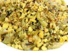 ข้อมูลโภชนาการ ใน ผัดผักกาดดองใส่ไข่ 1 จาน ให้พลังงานทั้งสิ้น เท่ากับ