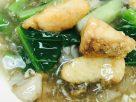 ข้อมูลโภชนาการ ใน ราดหน้าปลากะพง 1 จาน ให้พลังงานทั้งสิ้น เท่ากับ